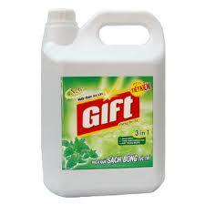 Nước lau sàn Gift (Hương Ylang - 4kg)