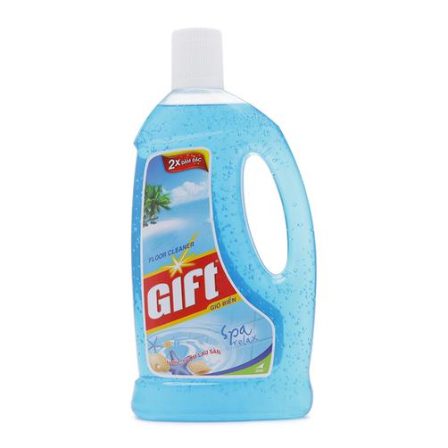 Nước lau sàn Gift (Hương Gió Biển - 1kg)