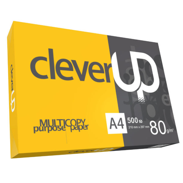 Giấy A4 Clever Up - ĐL 80GSM